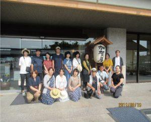 石川県・加賀屋へ社員旅行
